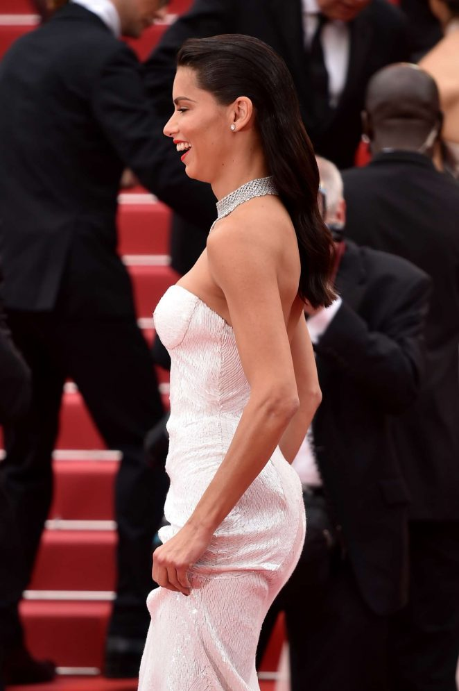 Adriana Lima: Loveless Premiere at 70th Cannes Film Festival -38