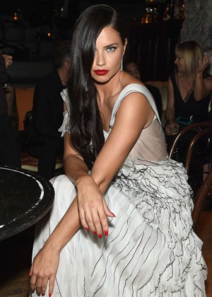 Adriana Lima - Marc Jacobs and Coty Celebrate DECADENCE in NYC