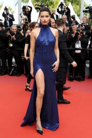 Adriana Lima - 'Oh Mercy!' Premiere at 2019 Cannes Film Festival