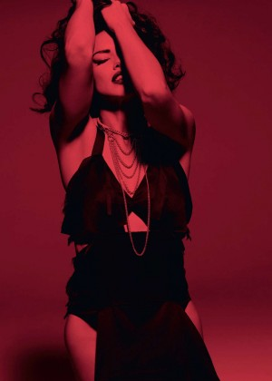 Adriana Lima: Love Magazine 2016 -04