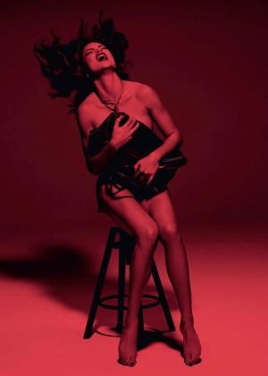 Adriana Lima: Love Magazine 2016 -08