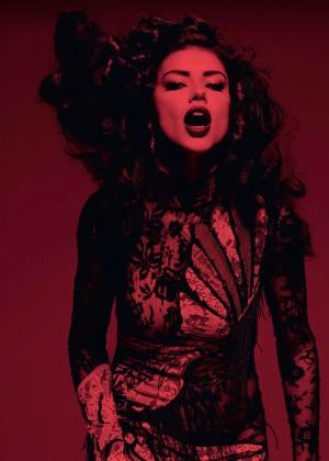 Adriana Lima: Love Magazine 2016 -10
