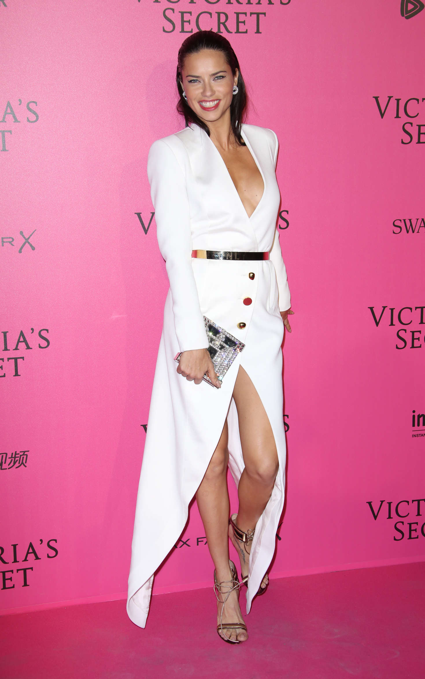 Katy Perry Black Vinyl Dress Arollo Thigh High Boots