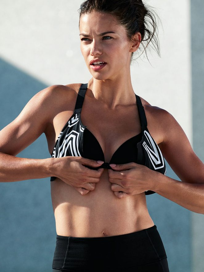 Adriana Lima - Victoria's Secret Shoot (August 2016)