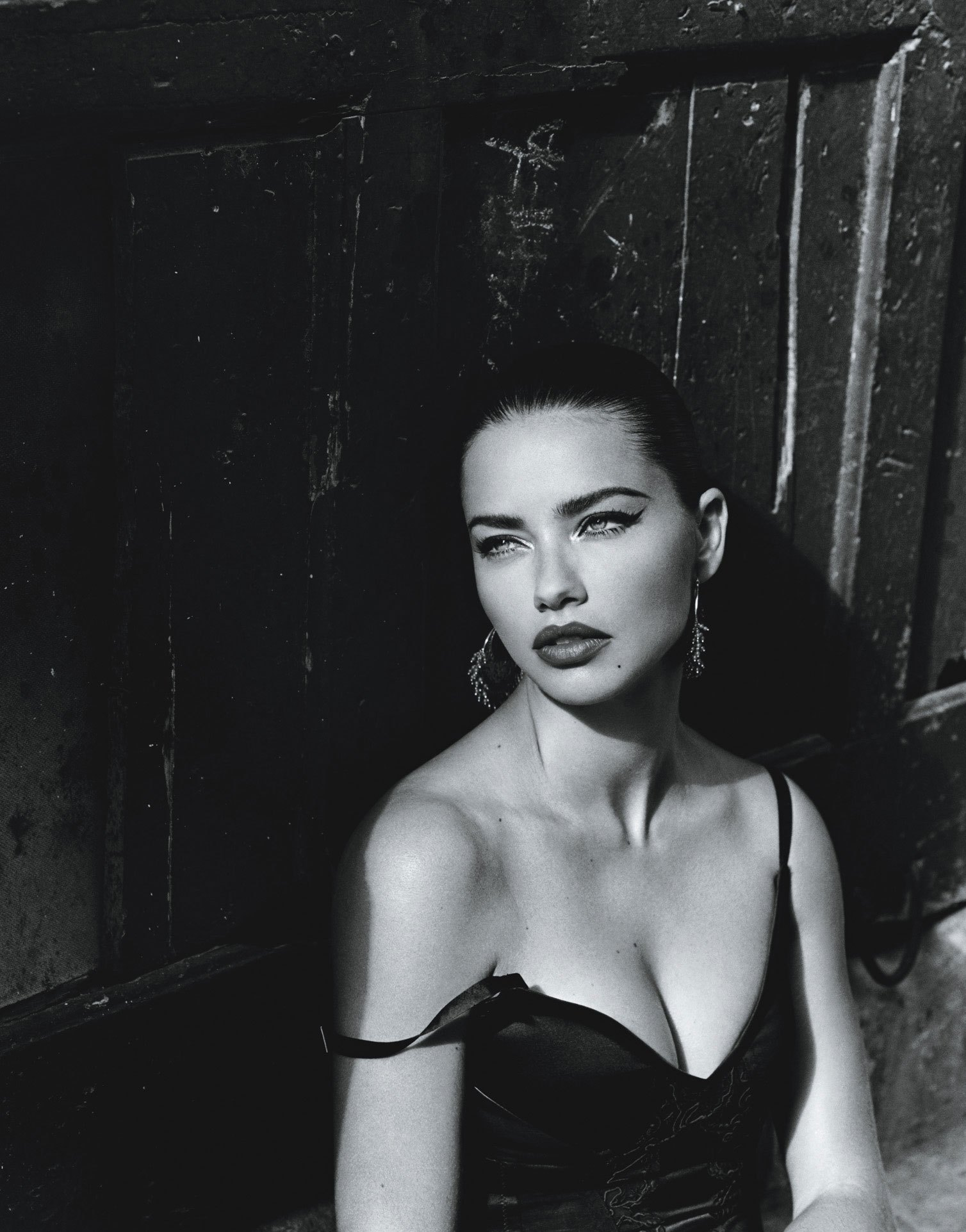 Adriana Lima - W Magazine (September 2015)