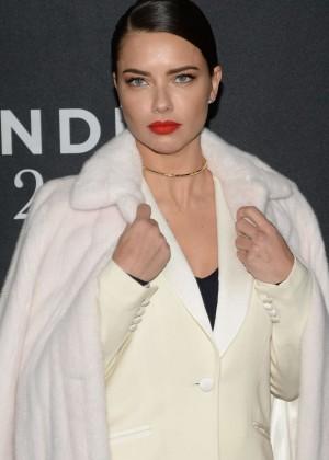 Adriana Lima - 'Zoolander 2' Premiere in New York