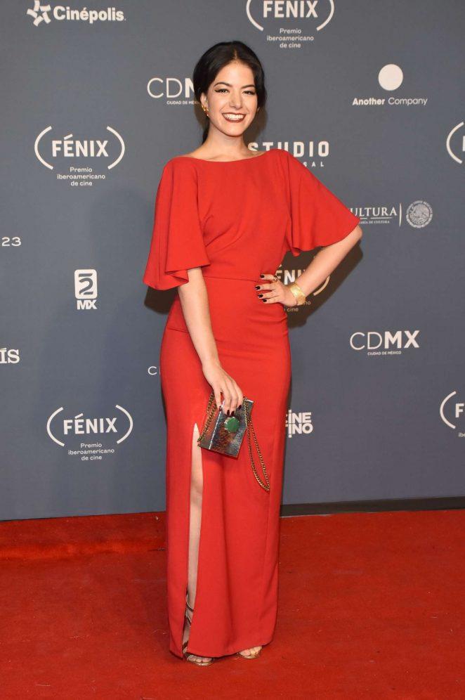 Adriana Llabres: Fenix Awards 2016 -01