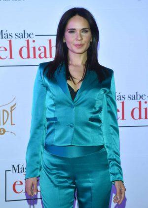 Adriana Louvier - 'Mas Sabe el Diablo por Viejo' Premiere in Mexico City
