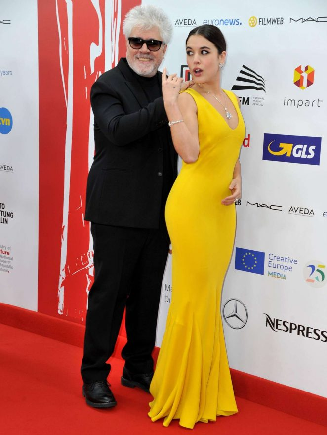 Adriana Ugarte - 29th European Film Awards in Wroclaw