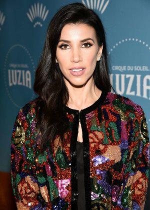 Adrianna Costa - 'Luzia' Premiere in Los Angeles