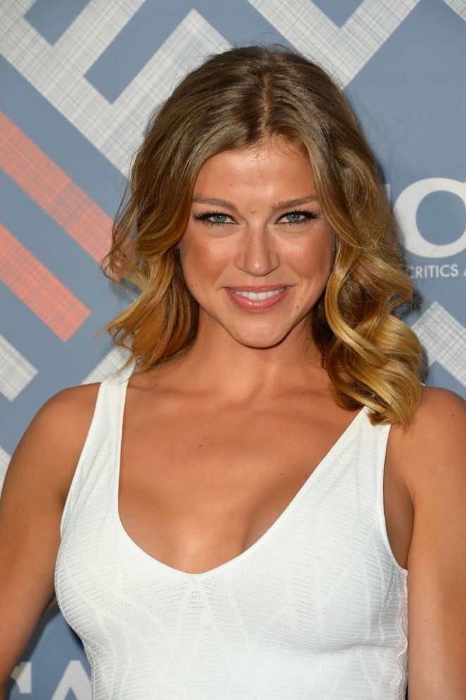Adrianne Palicki - 2017 FOX Summer All-Star party at TCA Summer Press Tour in LA