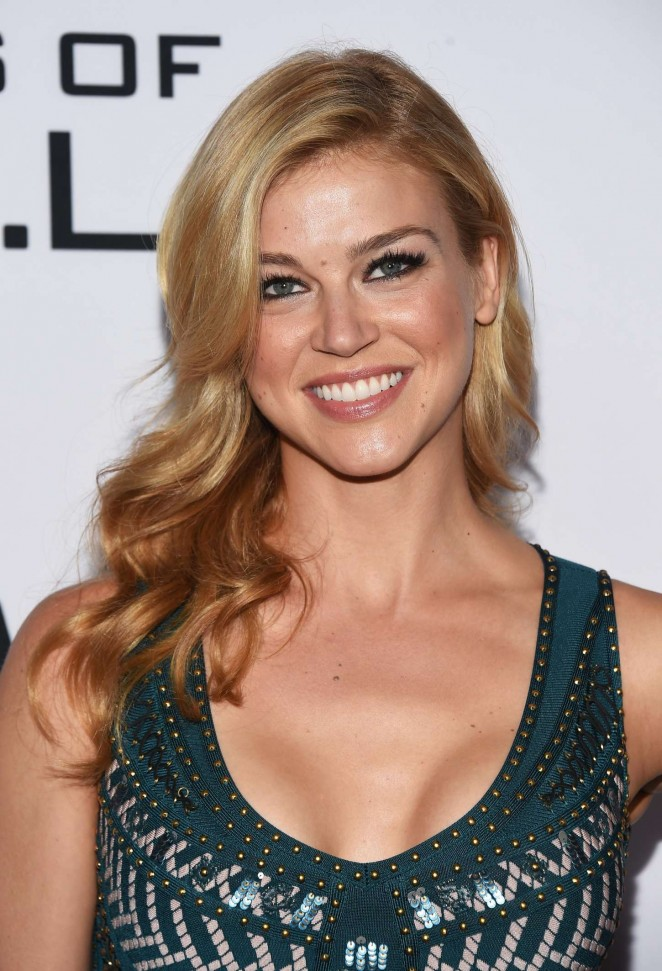 Adrianne Palicki - 'Agents of S.H.I.E.L.D.' Premiere in LA