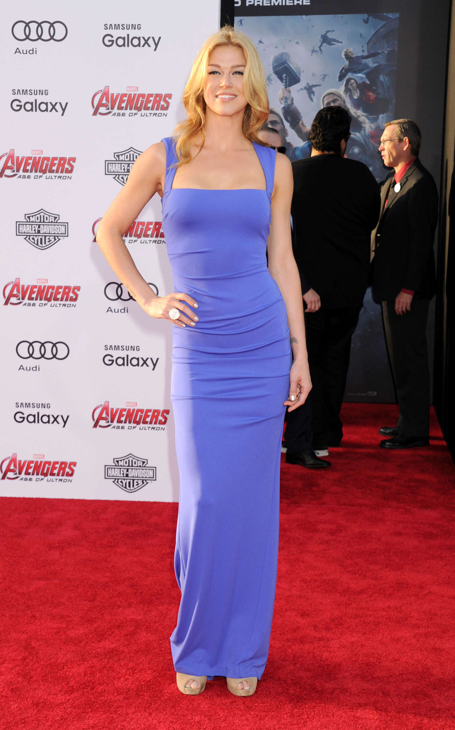 Adrianne Palicki avengers