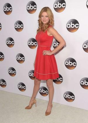 Adrianne Palicki - Disney & ABC Television Group's TCA Winter Press Tour in Pasadena