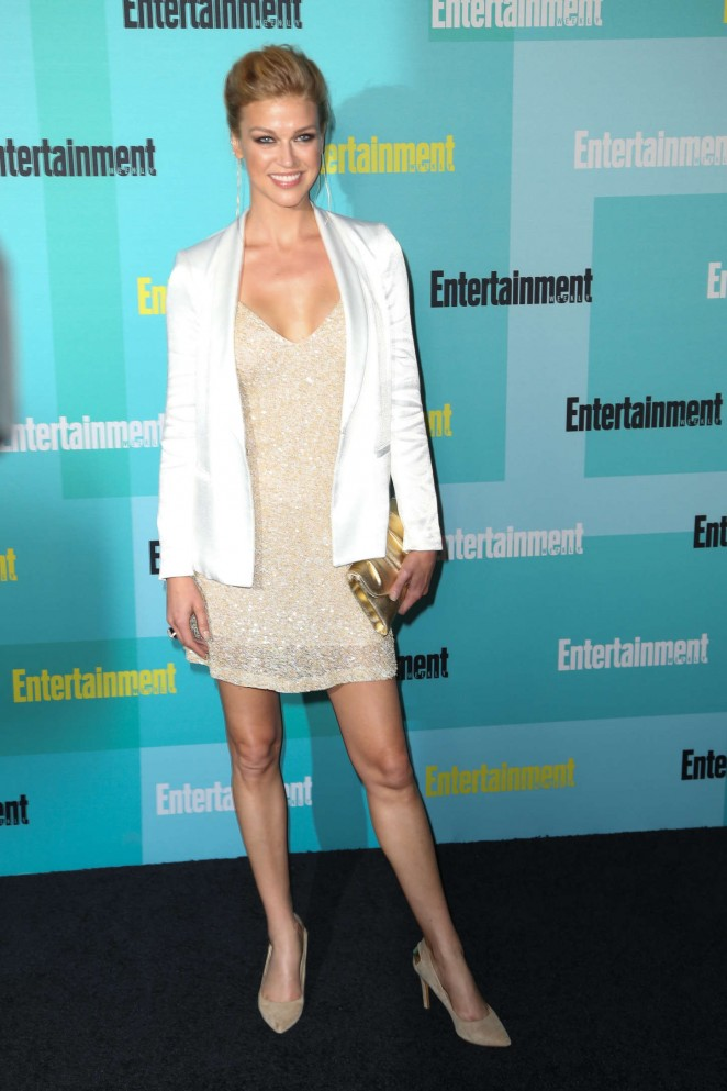 Adrianne Palicki - Entertainment Weekly Party at Comic-Con in San Diego