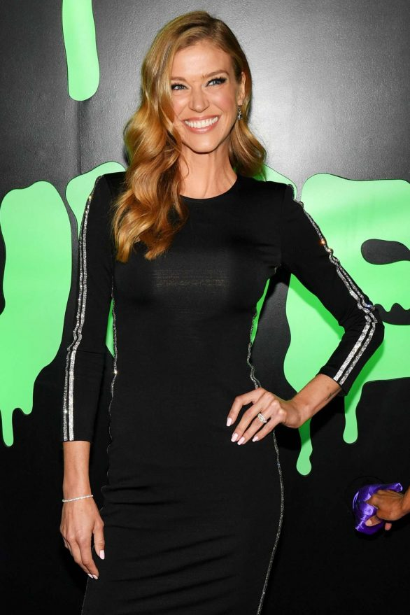 Adrianne Palicki - 'Huluween Party' at New York Comic Con in New York City