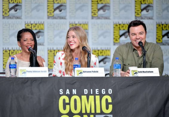 Adrianne Palicki - 'Orville' Panel at Comic Con San Diego 2019