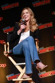 Adrianne Palicki - 'The Orville' Cast Interview Panel - 2019 New York Comic Con