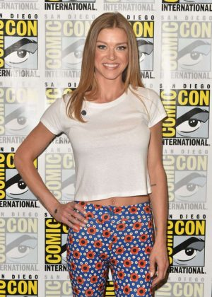 Adrianne Palicki - 'The Orville' Press Line at 2018 Comic Con in San Diego