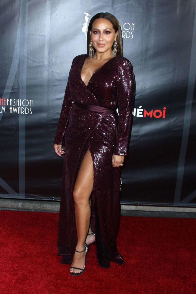 Adrienne Bailon - 2017 Cinefashion Film Awards in Los Angeles