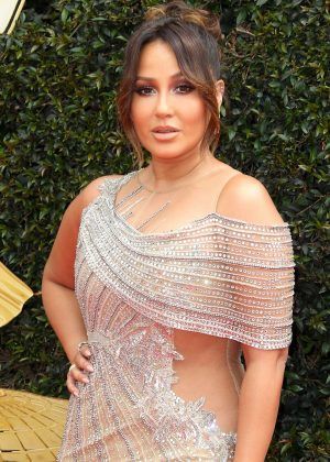 Adrienne Bailon - 2018 Daytime Emmy Awards in Pasadena