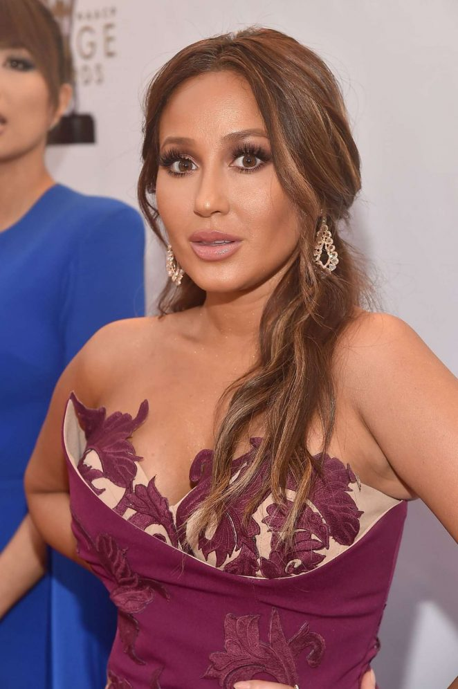 Adrienne Bailon - 48th NAACP Image Awards in Pasadena