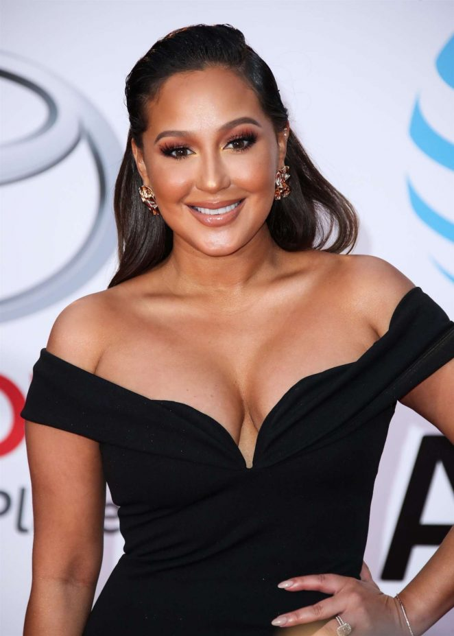 Adrienne Bailon - 49th NAACP Image Awards in Pasadena