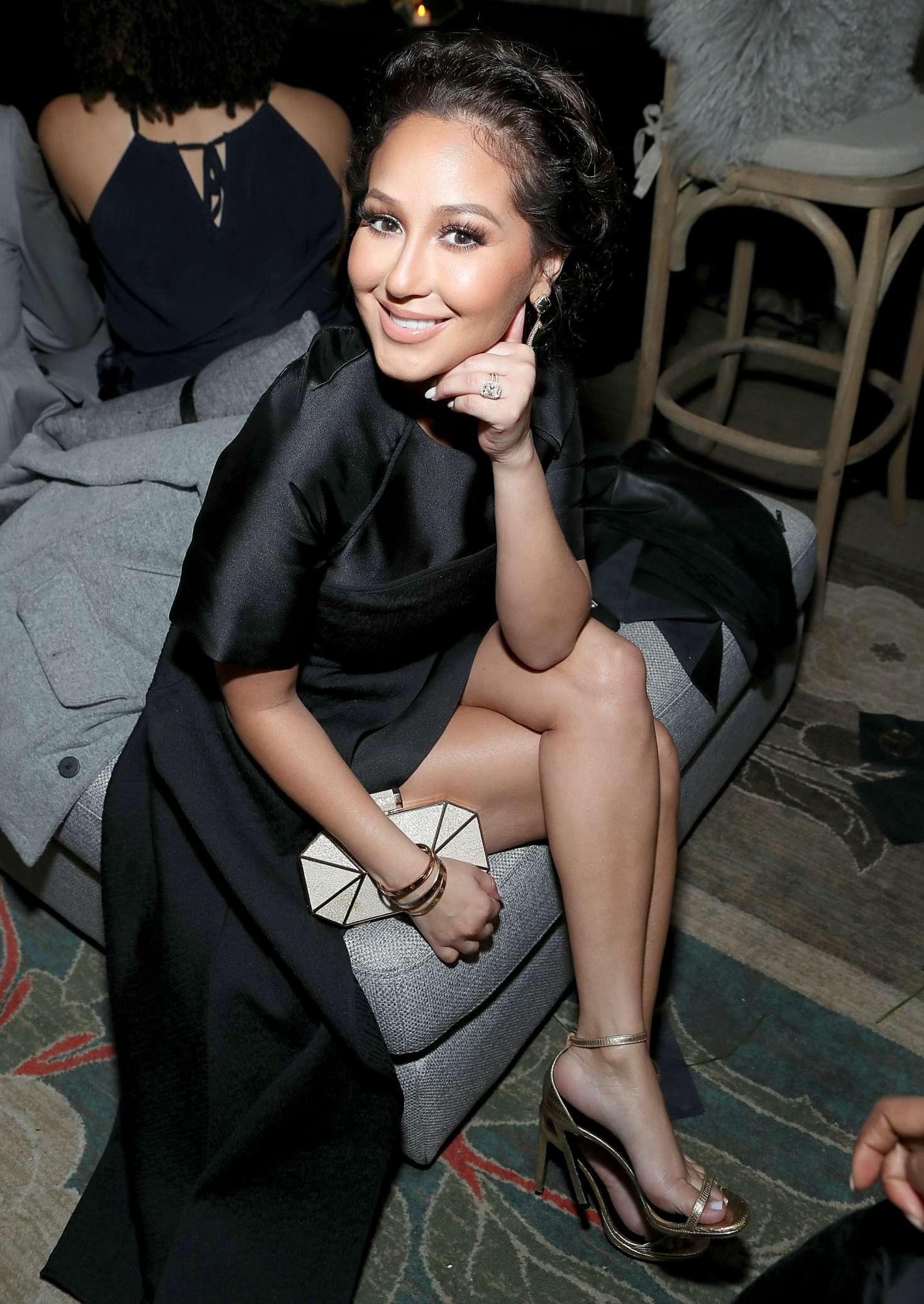 Adrienne Bailon - Annual Mercedes-Benz ICON MANN 2017 Oscars Party in LA