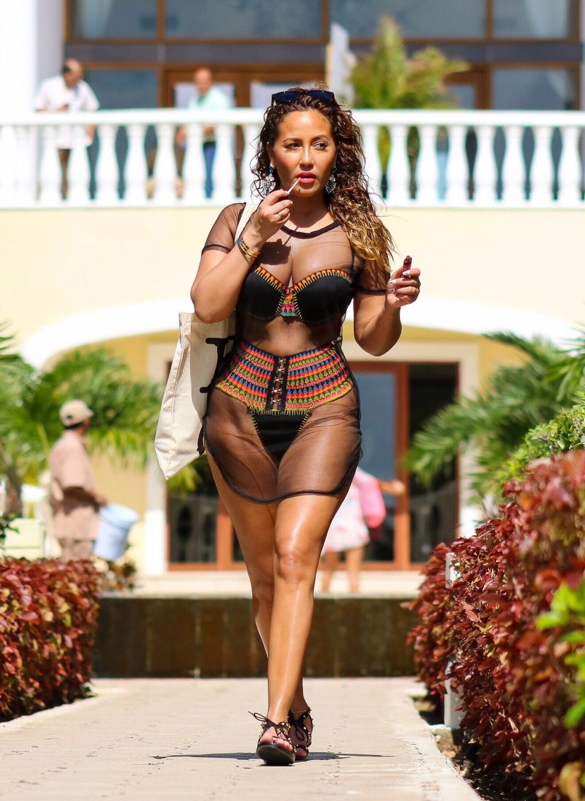 adrienne bailon s naked pictures