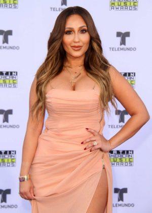 Adrienne Bailon - Latin American Music Awards 2017 in Los Angeles