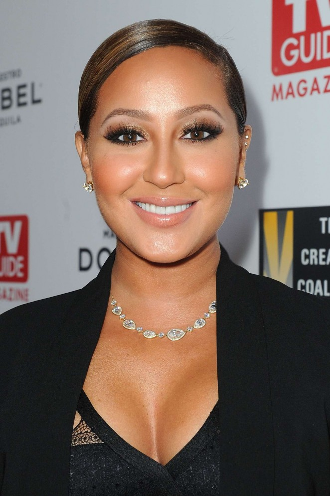Adrienne Bailon – Television Industry Advocacy Awards in West Hollywood