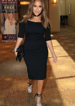 Adrienne Bailon - The official 43rd Daytime Emmy Nominees and Presenters Gifting Suite in LA
