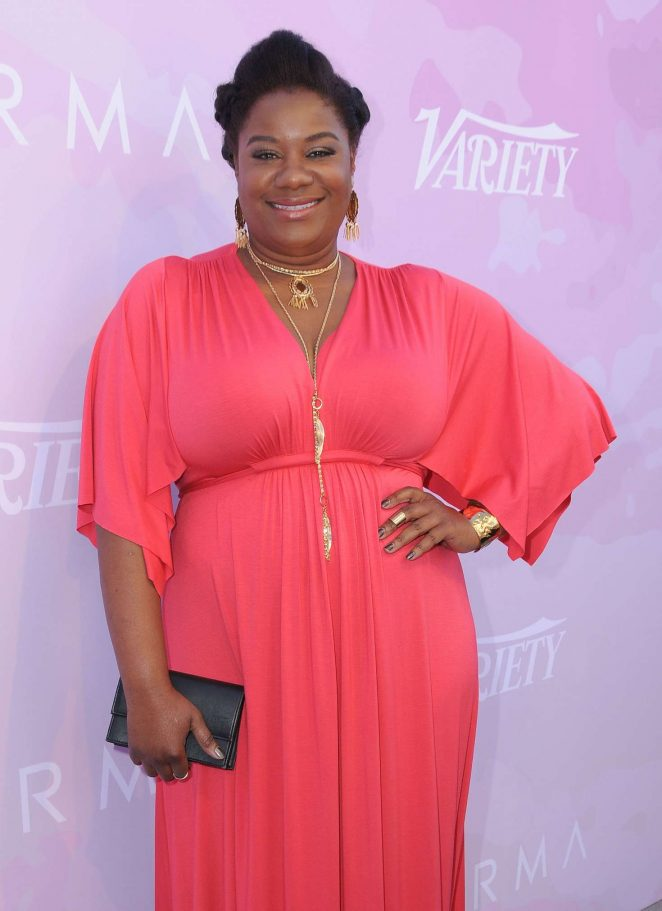 Adrienne C. Moore - 2017 Variety Awards Nominees Brunch in Los Angeles