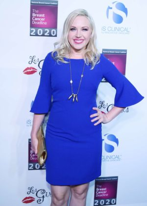 Adrienne Frantz - 17th Annual Les Girls Cabaret in Los Angeles