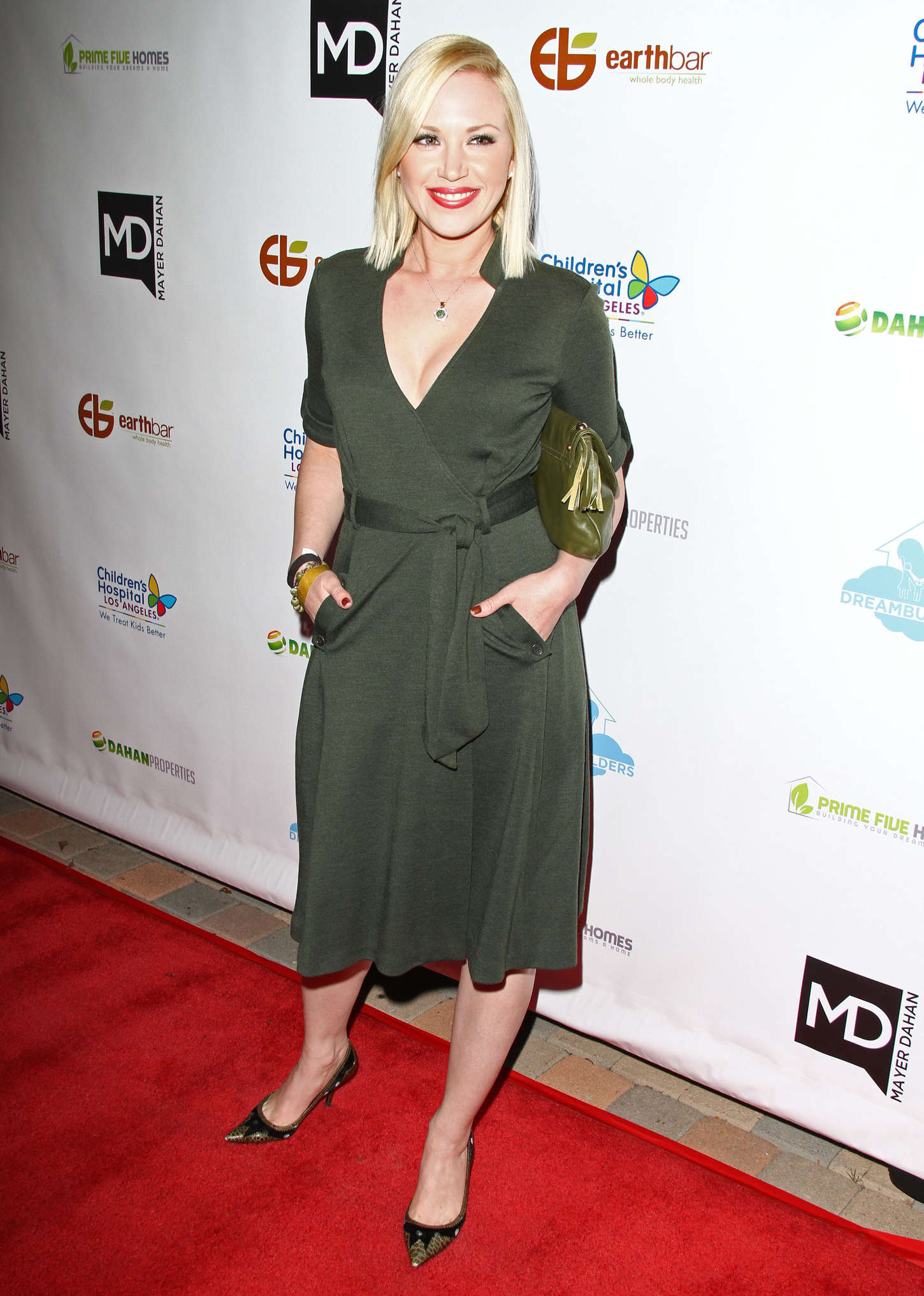 Adrienne Frantz: 2015 A Brighter Future For Children Gala -01