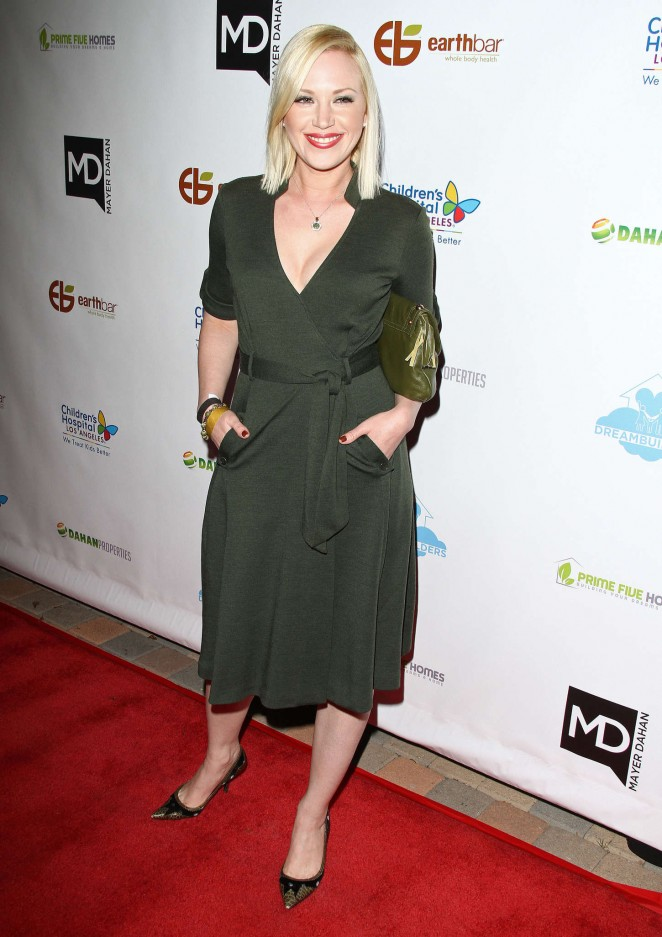 Adrienne Frantz: 2015 A Brighter Future For Children Gala -02