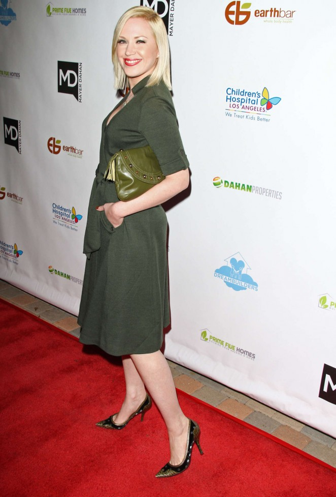 Adrienne Frantz: 2015 A Brighter Future For Children Gala -04