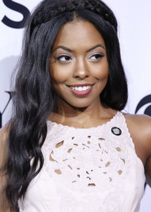 Adrienne Warren - 2016 Tony Awards Meet The Nominees in NYC