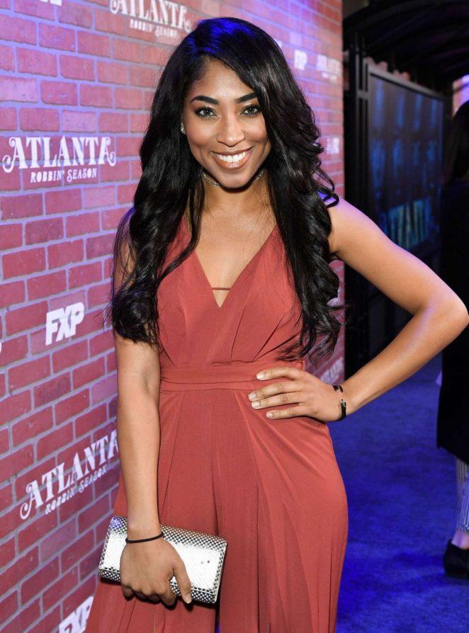 Adriyan Rae - 'Atlanta' TV Show Premiere in Los Angeles