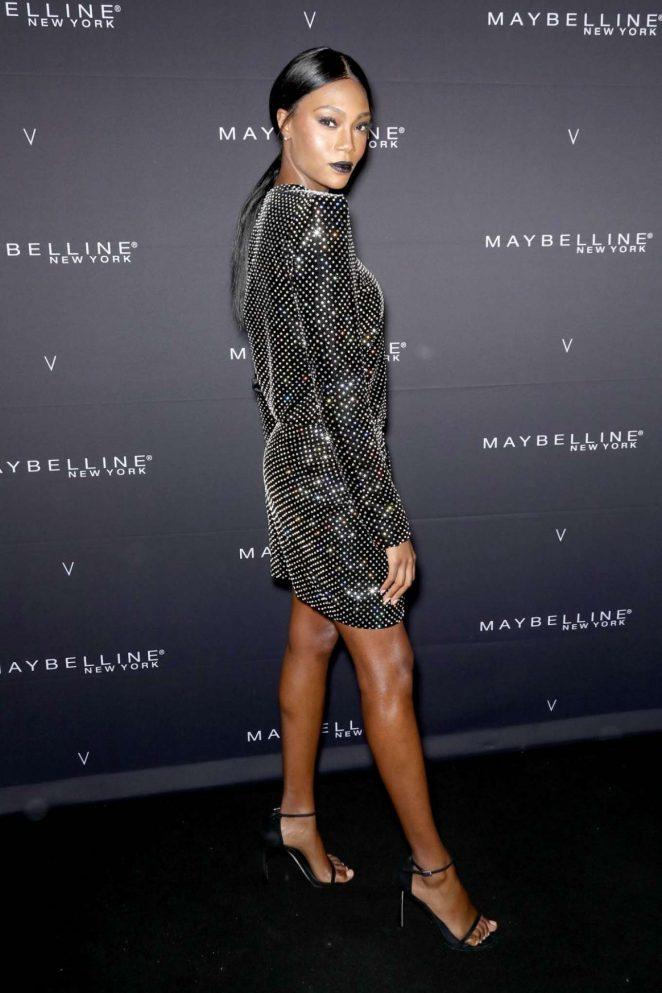 Afiya Bennett - Maybelline New York x V Magazine Party 2018 in New York