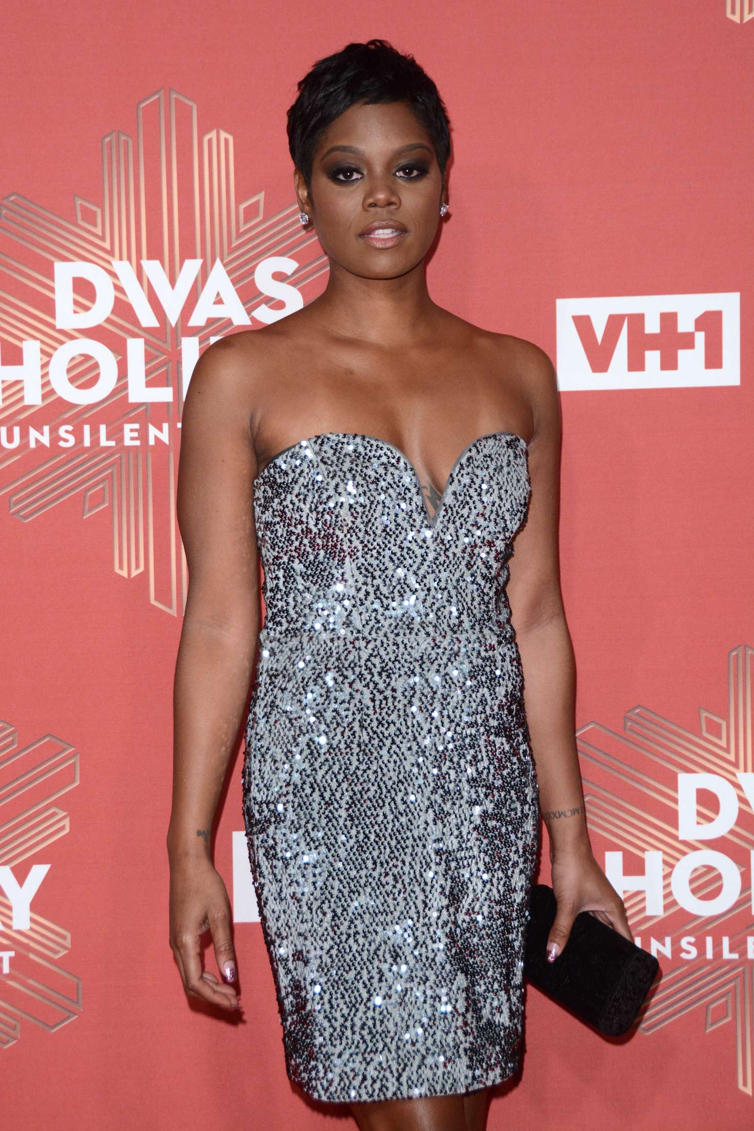 Afton Williamson - 2016 VH1's Divas Holiday: Unsilent Night in NY