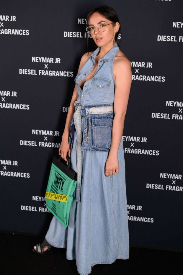 Agathe Auproux - Diesel Perfume Launch Party in Paris