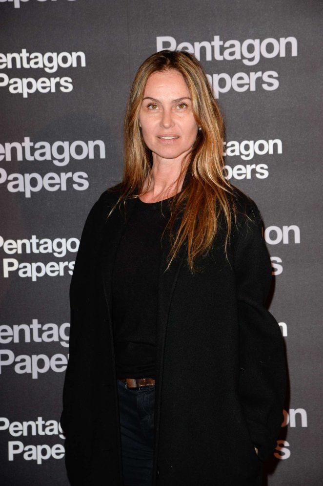 Agathe de La Fontaine - 'The Post' Premiere in Paris