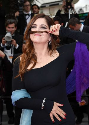 Agnes Jaoui - 'The Double Lover' Premiere at 70th Cannes Film Festival