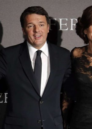 Agnese Landini - 'Inferno' Premiere in Florence
