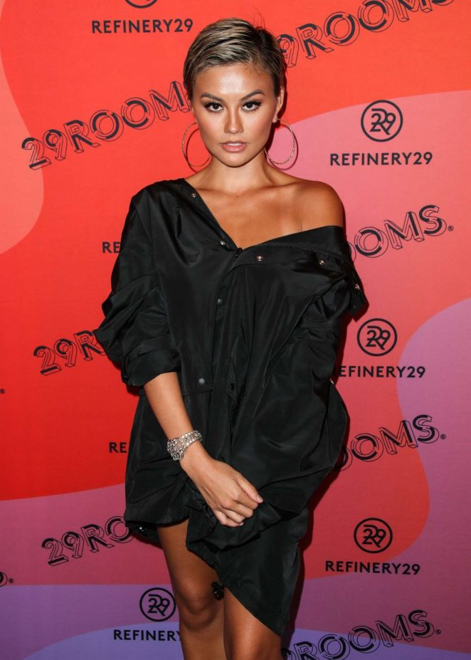 Agnez Mo - Refinery29 29Rooms New York 2018 - Expand Your Reality Opening Party
