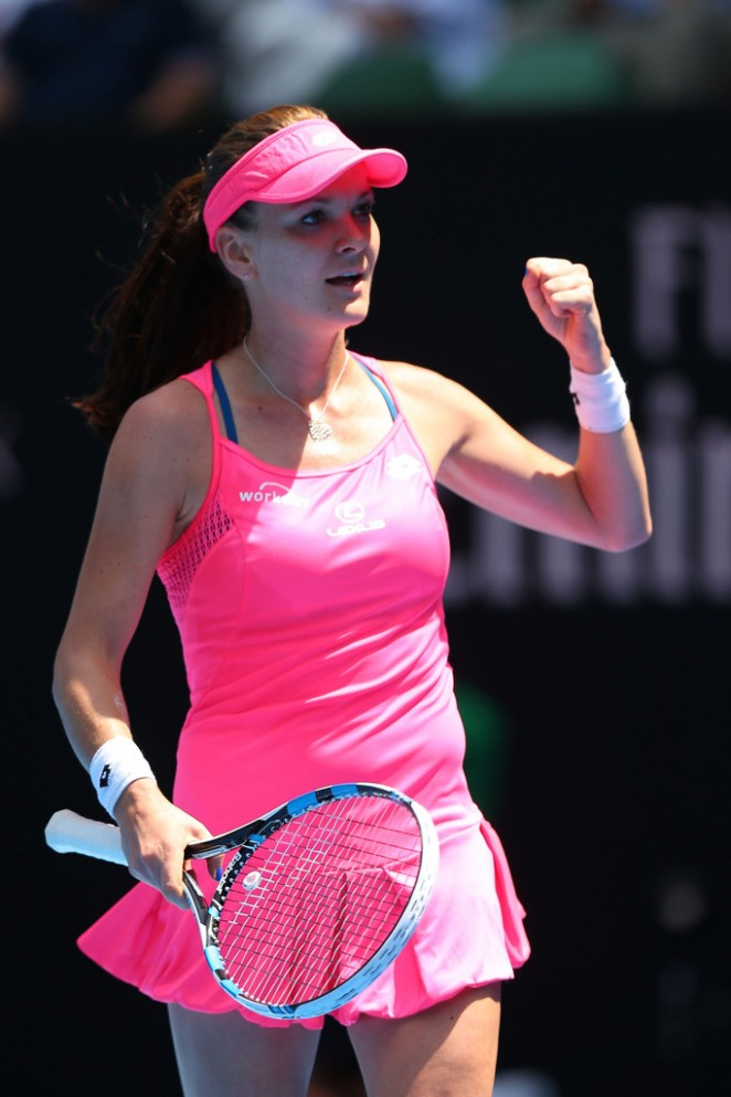 Agnieszka Radwanska - 2016 Australian Open in Melbourne