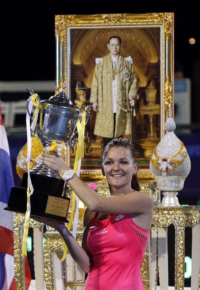 thailand championship