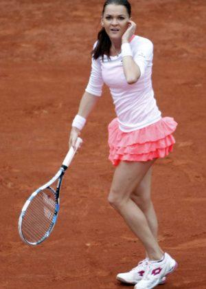 Agnieszka Radwanska - Roland Garros 2016 in Paris