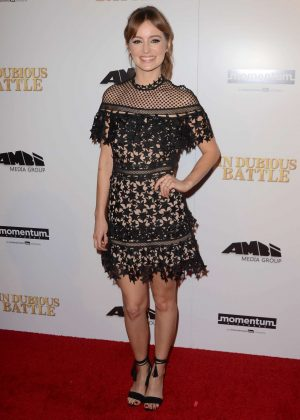 Ahna O'Reilly - 'In Dubious Battle' Premiere in LA